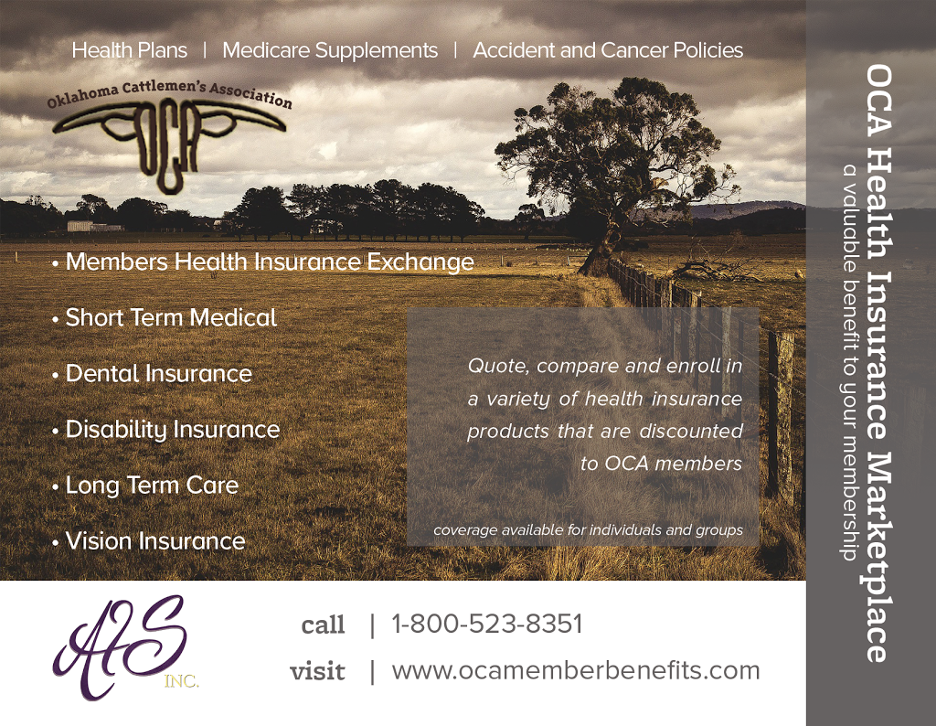 AIS and OCA have put together an amazing insurance benefits package for members.
