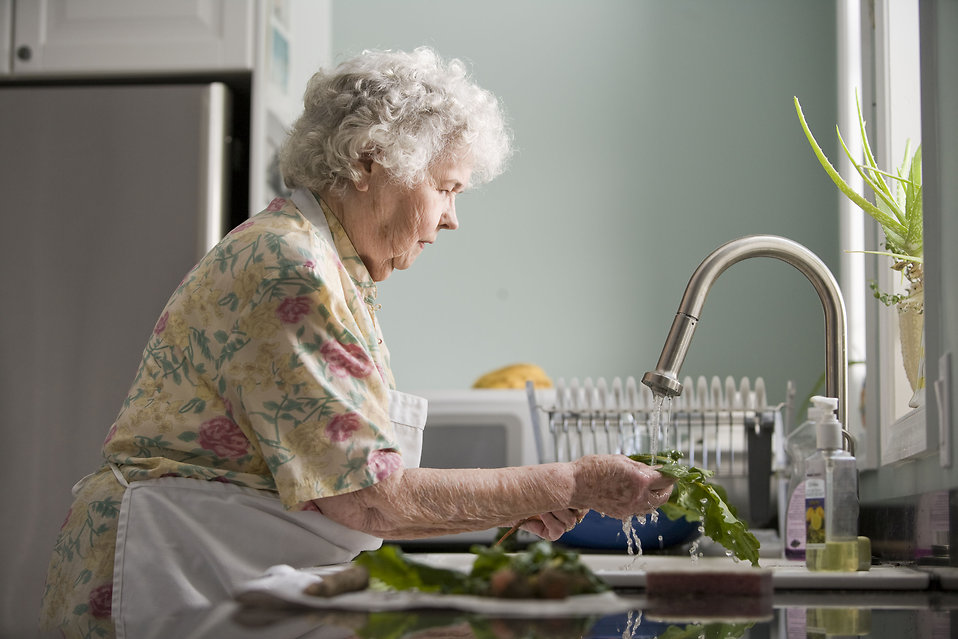 There are some things you can do to make caring for aging parents a little easier.